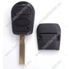 Land Rover 3 button key shell with BM-6.P