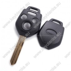 Subaru 3 button + panic key shell