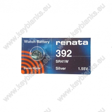 Battery 392 Renata (SR41W)