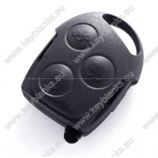 Ford 3 button remote control with 434Mhz